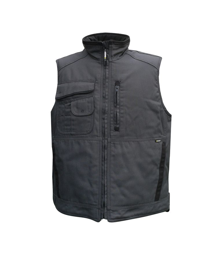 DASSY Wayne Canvas bodywarmer