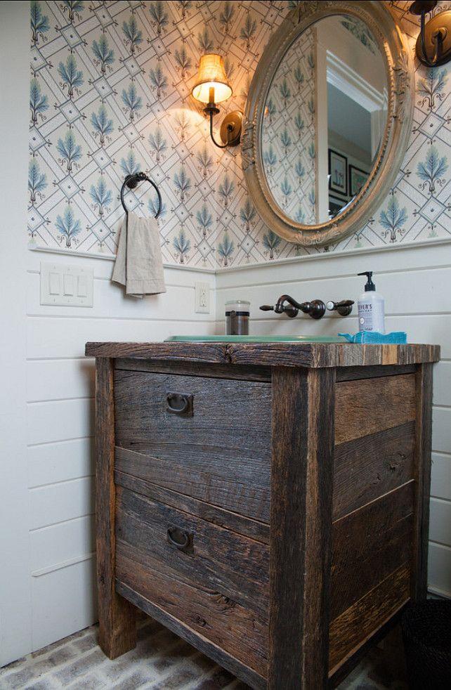 Powder Room Power Room Ideas Rustic Powder Room Design Keystone Millworks Inc