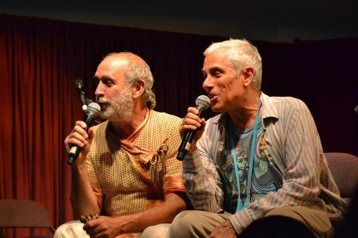 Me and Shyam Das