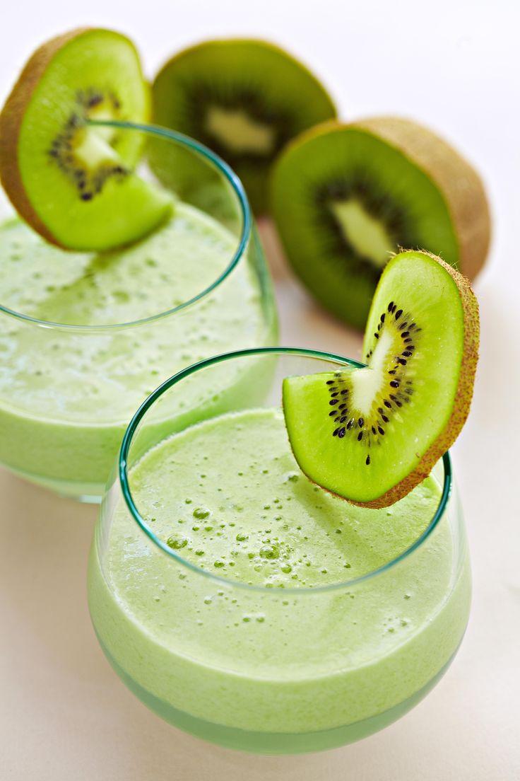 Perfekt start på dagen med grønne, sunne juicer du lager selv.