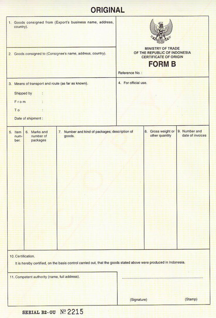 Hasil gambar untuk form b certificate of origin indonesia doc hasil gambar untuk form b certificate of origin indonesia doc pinterest certificate and indonesia xflitez Image collections