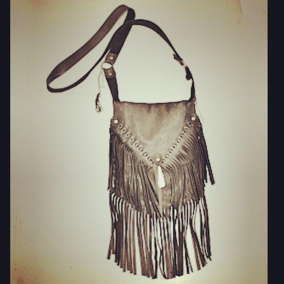 Huntress bag