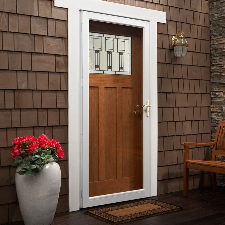 25 best Andersen Storm Doors images on Pinterest | Thunderstorms ...
