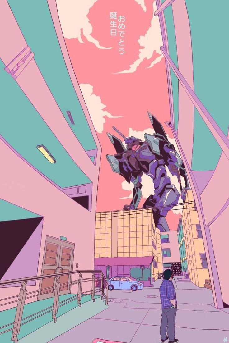 Pin On Marvelcomics Evangelion Art Neon Genesis Evangelion Evangelion Kaworu