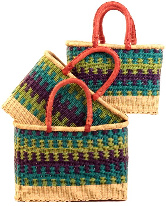 African Woven Baskets: 20 Best African Wire Woven Baskets Images On Pinterest