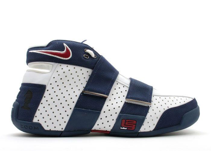 Nike Zoom Lebron - 20-5-5 - Four Horseman