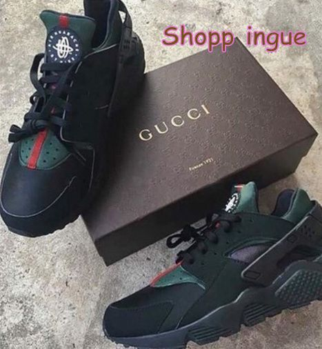 Huarache gucci via Shopp ingue. Click on the image to see more!
