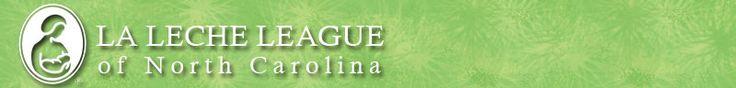 La Leche League of NC