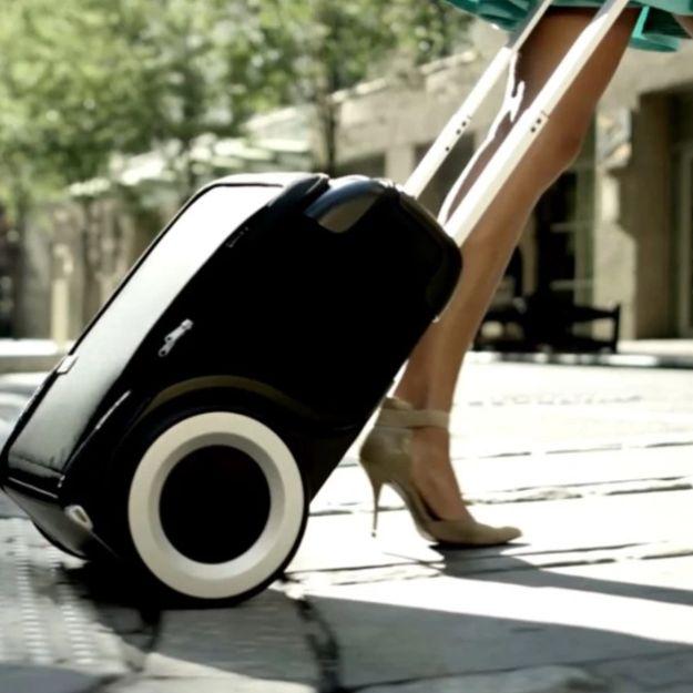 G-RO Suitcase #revolutionary, #smart, #suitcase, #tracker