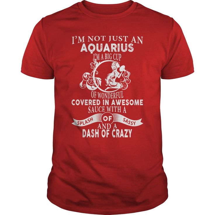 Strange Holiday T Shirt -  Aquarius - Online