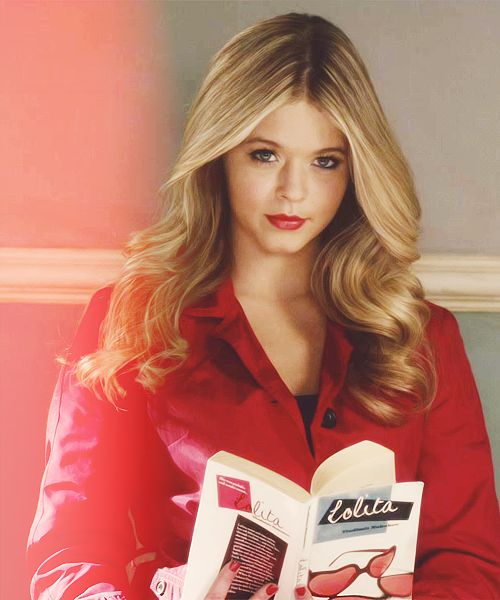 Sasha Pieterse, from 'Pretty Little Liars'