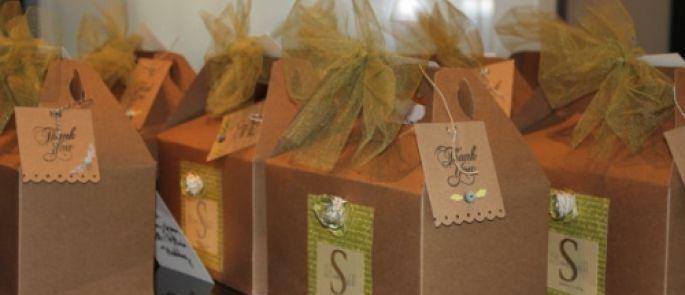 Goody Bags para bodas