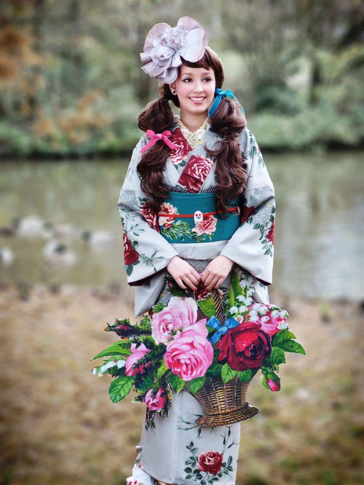 街に咲く薔薇 : 豆千代News - http://mamenews.exblog.jp/19503613/