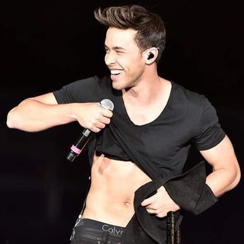 Pin for Later: 19 Times Prince Royce Showed Off His Superhot Muscles and We Got Weak at the Knees