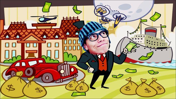 COMO FICAR MILIONÁRIO - Adventure Capitalist
