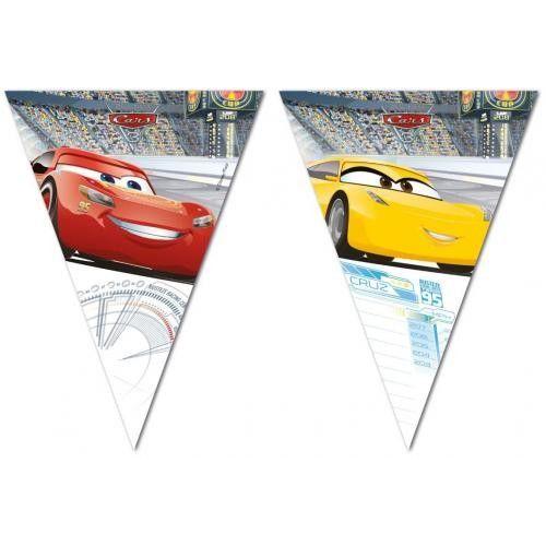 Disney Vlaggenlijn Cars 3: 2 meter
