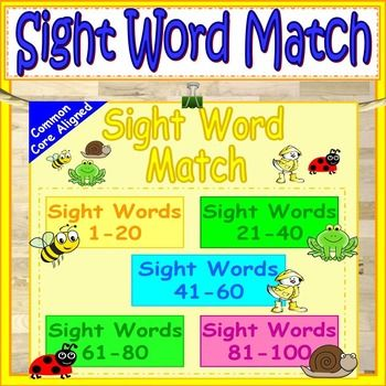 Sight Words PowerPoint Game   Sight Words, Game and Student: https://www.pinterest.com/pin/381328293426321425/