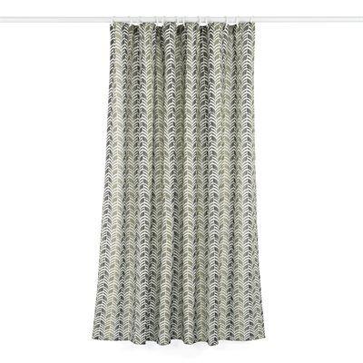 LJ Home Fashions Metro 14-Piece Shower Curtain Set