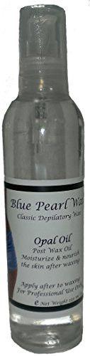 Blue Pearl Wax Opal Oil Post Wax Solution 250 ml (8oz)