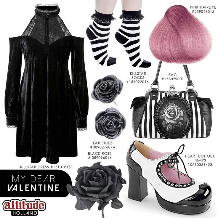 What to wear on Valentine's Day?!  Shop the full look at our shop!  www.ATTITUDEHOLLAND.nl