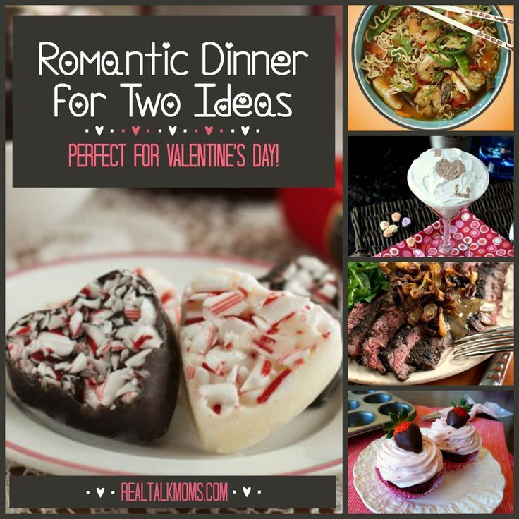 Romantic Dinner For Two Ideas: Recipes That Are Perfect