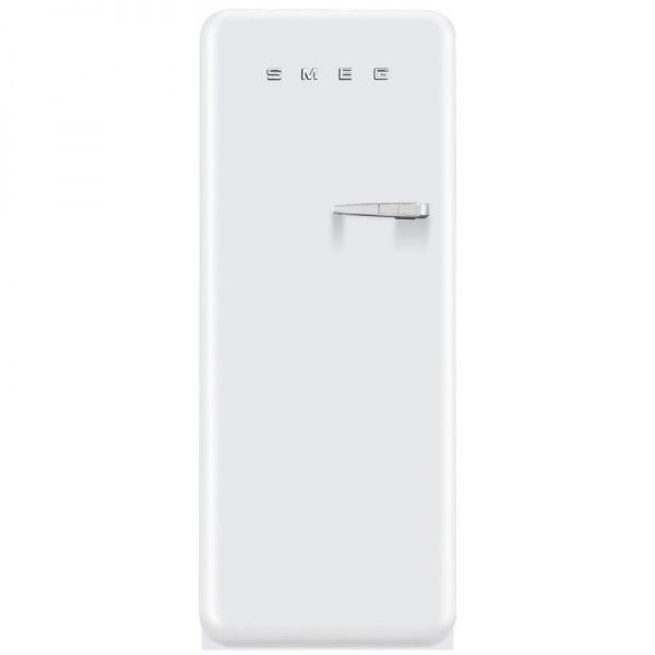 Smeg kjøleskap retro  hvit 151 cm FAB28LB1  venstrehengt