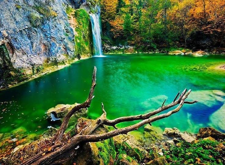 Ilıca Waterfall - Pinarbasi, Kastamonu, Turkey