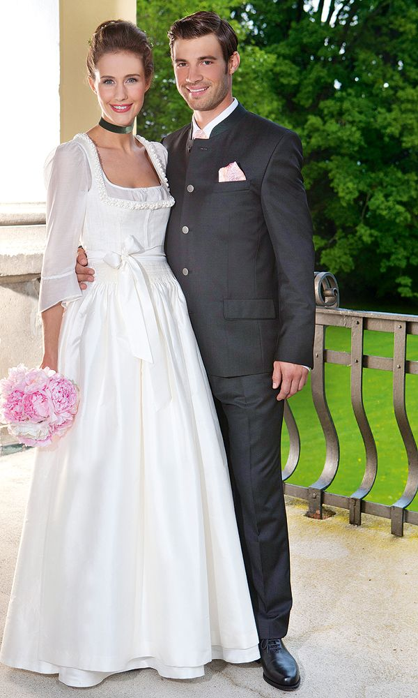 Hochzeitskleid tracht