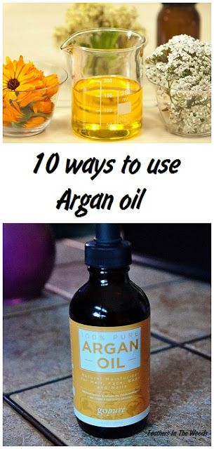 10 ways to use Organic Argan oil for beautiful skin and hair!