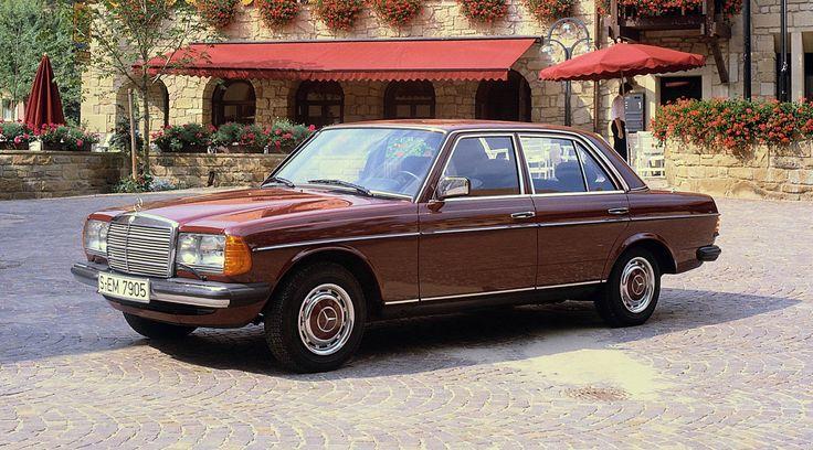 Efsane Mercedes-Benz W123 40 yaşında - http://www.webaraba.com/efsane-mercedes-benz-w123-40-yasinda/
