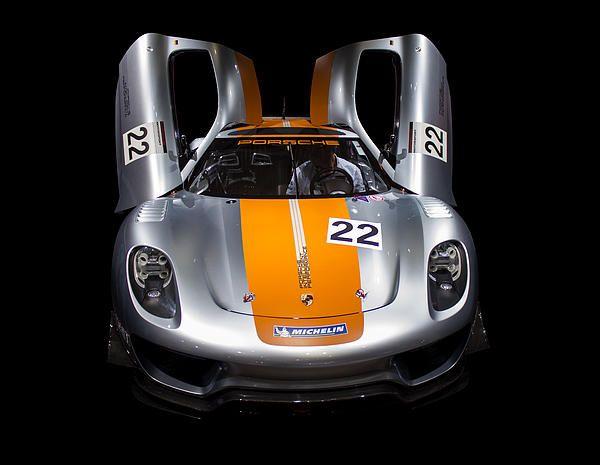 Porsche sport silver colour