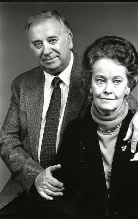 The wonderful and brave Ed and Lorraine Warren.