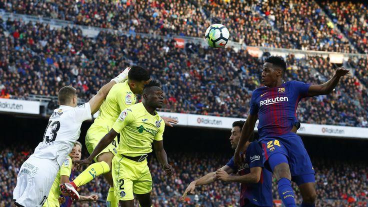 Barcelona 0 v Getafe 0 – story of the match #News #Barcelona #BarcelonavsGetafe #CampNou #Football