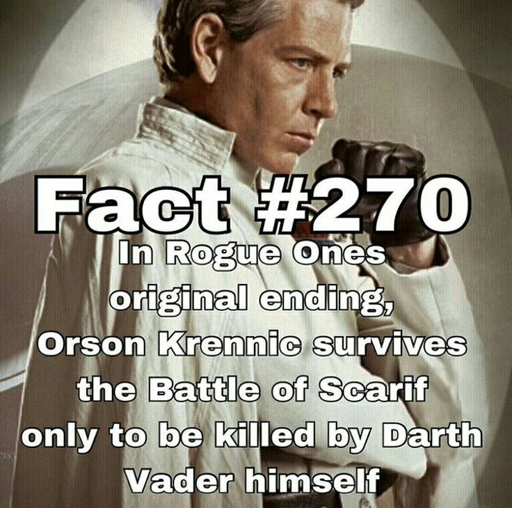 I WOULD HAVE LOVED THIS OMG // Star Wars Facts