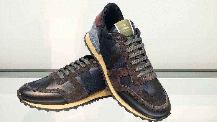 Sneaker Rockrunner from Valentino Garavani Fw15