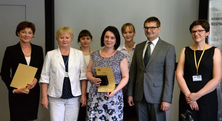 """Volunteers and representatives of institutions supporting volunteerism at the Memorial Site were honoured with the awards """"If Not for Those Ten..."""" The award was presented at the 68th anniversary of the creation of the Museum on the grounds of the former German Nazi concentration and extermination camp Auschwitz-Birkenau.  More: http://auschwitz.org/en/museum/news/awards-for-volunteers-if-not-for-those-ten-,1163.html"""