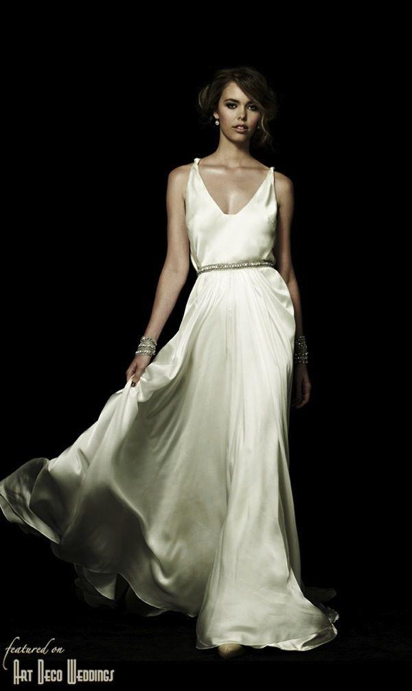 Gilda || Johanna Johnson || Art Deco Weddings