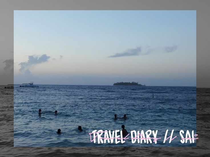 Life with Gabriela: ☆ Travel Diary // San andrés ☆