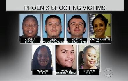 Phoenix police hunting for suspected serial killer