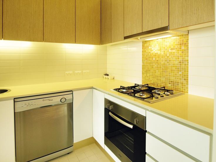 iStay Precinct - 1 bed #405 kitchen