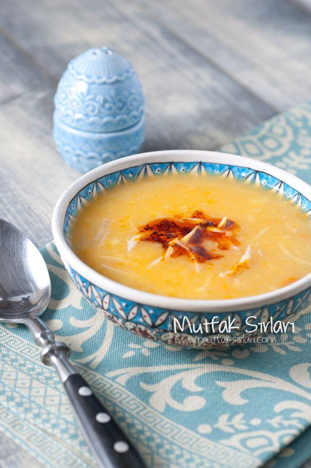 Sebzeli Şehriyeli Tavuk Çorbası - Tarifin püf noktaları, binlerce yemek tarifi ve daha fazlası...