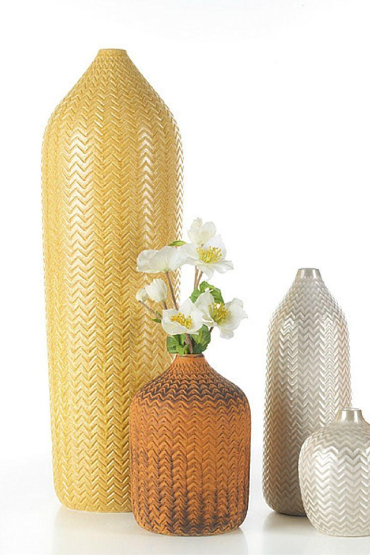 Zig-Zag Line, in yellow shades | Arfai Ceramics Portugal 2016 collection.  www.arfaiceramics.com