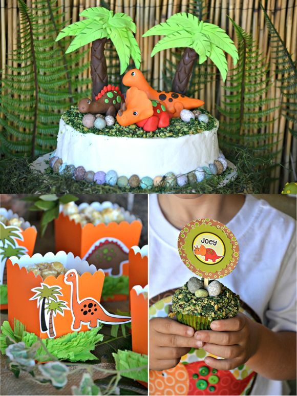 1000 images about Dinosaur Party on Pinterest Jurassic park
