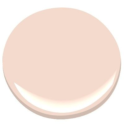 Love and Happiness by Benjamin Moore - Pretty coral-y pink for a girls room