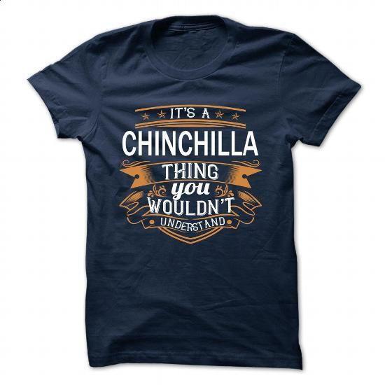 CHINCHILLA - #polo shirt #plain black hoodie. I WANT THIS => https://www.sunfrog.com/Camping/CHINCHILLA-139917418-Guys.html?60505
