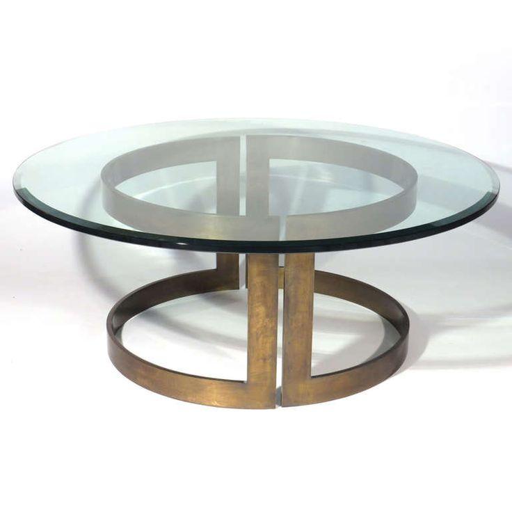 Baughman Bronze Table