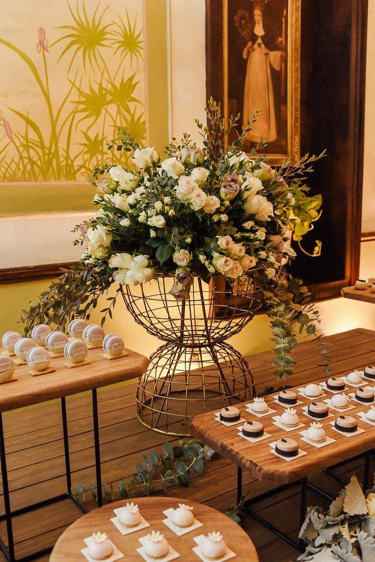 Las 25 mejores ideas sobre centros de mesa de oto o en - Decoracion bodas baratas ...