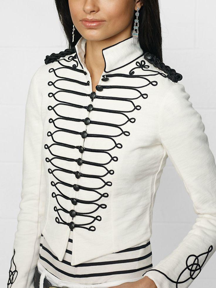 Band Jacket - Jackets  Jackets & Outerwear - RalphLauren.com