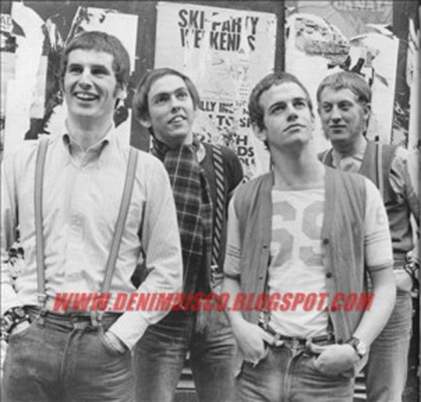 Denim Disco: SKINHEAD SLADE