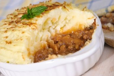The Easiest Shepherd's Pie ...ever: Shepherd's Pie